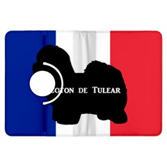 Coton De Tulear Silo Name France Flag Kindle Fire Hdx Flip 360 Case
