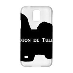 Coton De Tulear Silo Name France Flag Samsung Galaxy S5 Hardshell Case