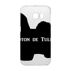 Coton De Tulear Silo Name France Flag Galaxy S6 Edge