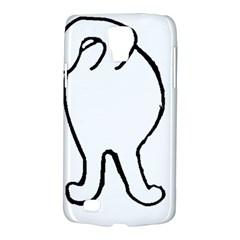 Coton Dog Butt Galaxy S4 Active