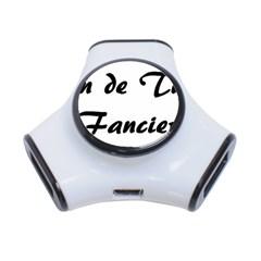 Coton Fancier 3 Port Usb Hub