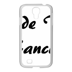 Coton Fancier Samsung Galaxy S4 I9500/ I9505 Case (white)