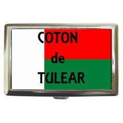 Coton Name Flag Madagascar Cigarette Money Cases