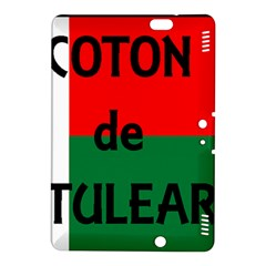 Coton Name Flag Madagascar Kindle Fire Hdx 8 9  Hardshell Case