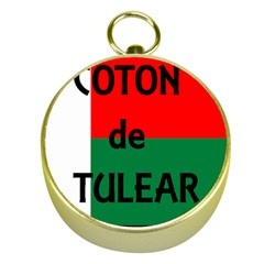 Coton Name Flag Madagascar Gold Compasses