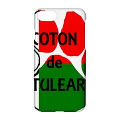 Coton Name Madagascar Paw Flag Apple Iphone 7 Hardshell Case