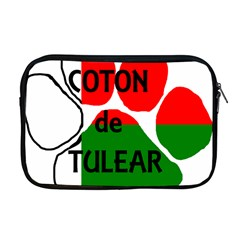 Coton Name Madagascar Paw Flag Apple Macbook Pro 17  Zipper Case