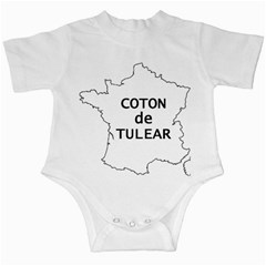 France Outline W Name Infant Creepers