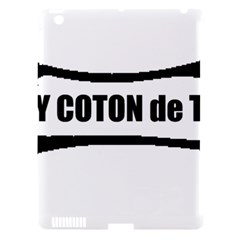 I Love My Coton Dog Bone Apple Ipad 3/4 Hardshell Case (compatible With Smart Cover)