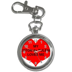 My Coton Loves Me Key Chain Watches