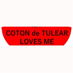 My Coton Loves Me Large Bar Mats