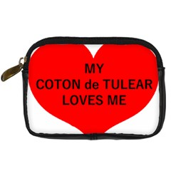 My Coton Loves Me Digital Camera Cases