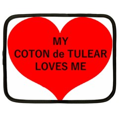 My Coton Loves Me Netbook Case (xxl)