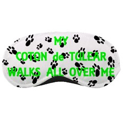 My Coton Walks On Me Sleeping Masks