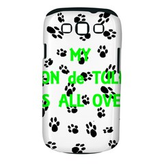 My Coton Walks On Me Samsung Galaxy S Iii Classic Hardshell Case (pc+silicone)