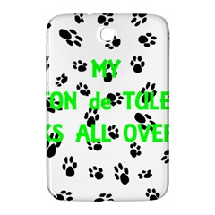 My Coton Walks On Me Samsung Galaxy Note 8 0 N5100 Hardshell Case