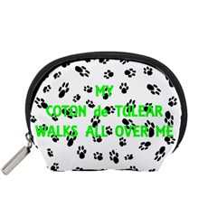 My Coton Walks On Me Accessory Pouches (small)