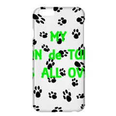 My Coton Walks On Me Apple Iphone 6 Plus/6s Plus Hardshell Case