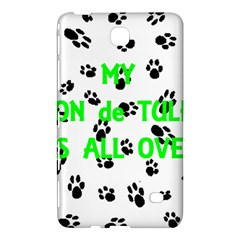 My Coton Walks On Me Samsung Galaxy Tab 4 (8 ) Hardshell Case