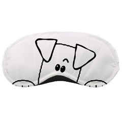 Peeping Coton Sleeping Masks
