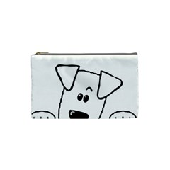 Peeping Coton Cosmetic Bag (small)