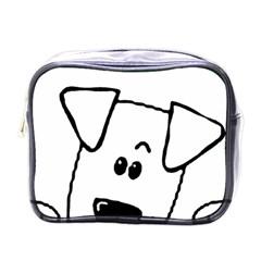 Peeping Coton Mini Toiletries Bags