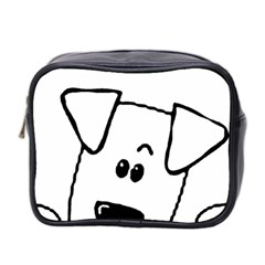 Peeping Coton Mini Toiletries Bag 2 Side