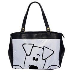 Peeping Coton Office Handbags