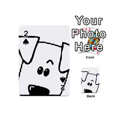 Peeping Coton Playing Cards 54 (mini)