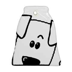 Peeping Coton Ornament (bell)