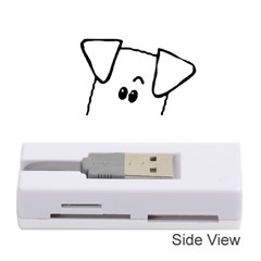 Peeping Coton Memory Card Reader (stick)