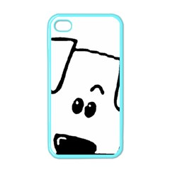 Peeping Coton Apple Iphone 4 Case (color)
