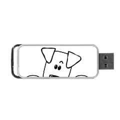 Peeping Coton Portable Usb Flash (two Sides)
