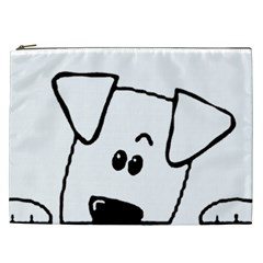 Peeping Coton Cosmetic Bag (xxl)