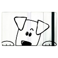 Peeping Coton Apple Ipad 3/4 Flip Case