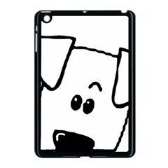 Peeping Coton Apple Ipad Mini Case (black)