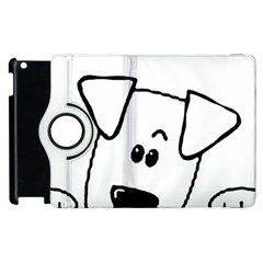 Peeping Coton Apple Ipad 3/4 Flip 360 Case
