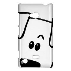 Peeping Coton Nokia Lumia 720