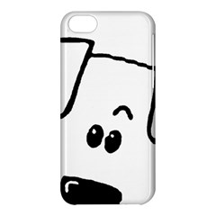 Peeping Coton Apple Iphone 5c Hardshell Case