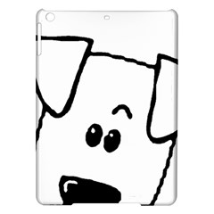 Peeping Coton Ipad Air Hardshell Cases
