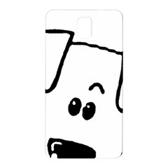 Peeping Coton Samsung Galaxy Note 3 N9005 Hardshell Back Case
