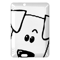 Peeping Coton Kindle Fire Hdx Hardshell Case