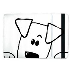 Peeping Coton Samsung Galaxy Tab Pro 10 1  Flip Case