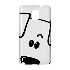 Peeping Coton Samsung Galaxy Note 4 Hardshell Case