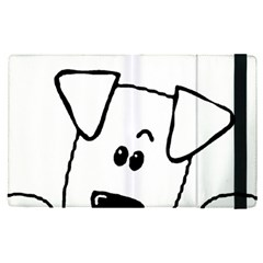 Peeping Coton Apple Ipad Pro 12 9   Flip Case
