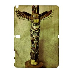 Totem Pole Samsung Galaxy Note 10 1 (p600) Hardshell Case