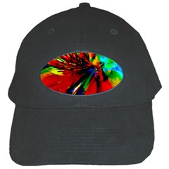 Flowers With Color Kick 1 Black Cap