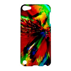 Flowers With Color Kick 1 Apple Ipod Touch 5 Hardshell Case