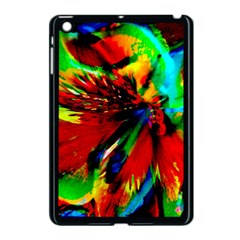 Flowers With Color Kick 1 Apple Ipad Mini Case (black)
