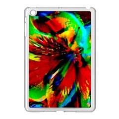 Flowers With Color Kick 1 Apple Ipad Mini Case (white)